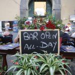 Osteria del Buonvoncento Sorrento - Ristorante - Restaurant - Pizzeria Bar Menu turistici Tourist Menu Sala Eventi Torquato Tasso Tangram i.s. srl marketing napoli