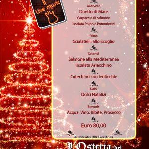 Capodanno Sorrento - Osteria del Buonvoncento Sorrento - Ristorante - Restaurant - Pizzeria Bar Menu turistici Tourist Menu Sala Eventi Torquato Tasso Biblioteca Sorrento Tangram i.s. srl marketing napoli